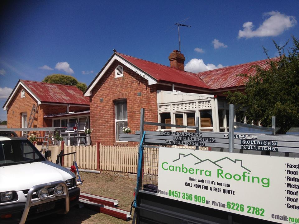 Roofing Canberra Amp Services