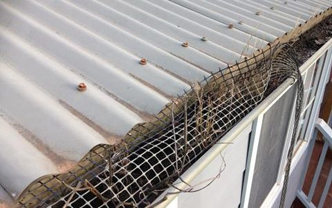 Gutter Leaf Guard