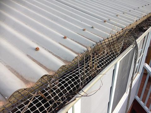 Leaf Guard Canberra Roofing