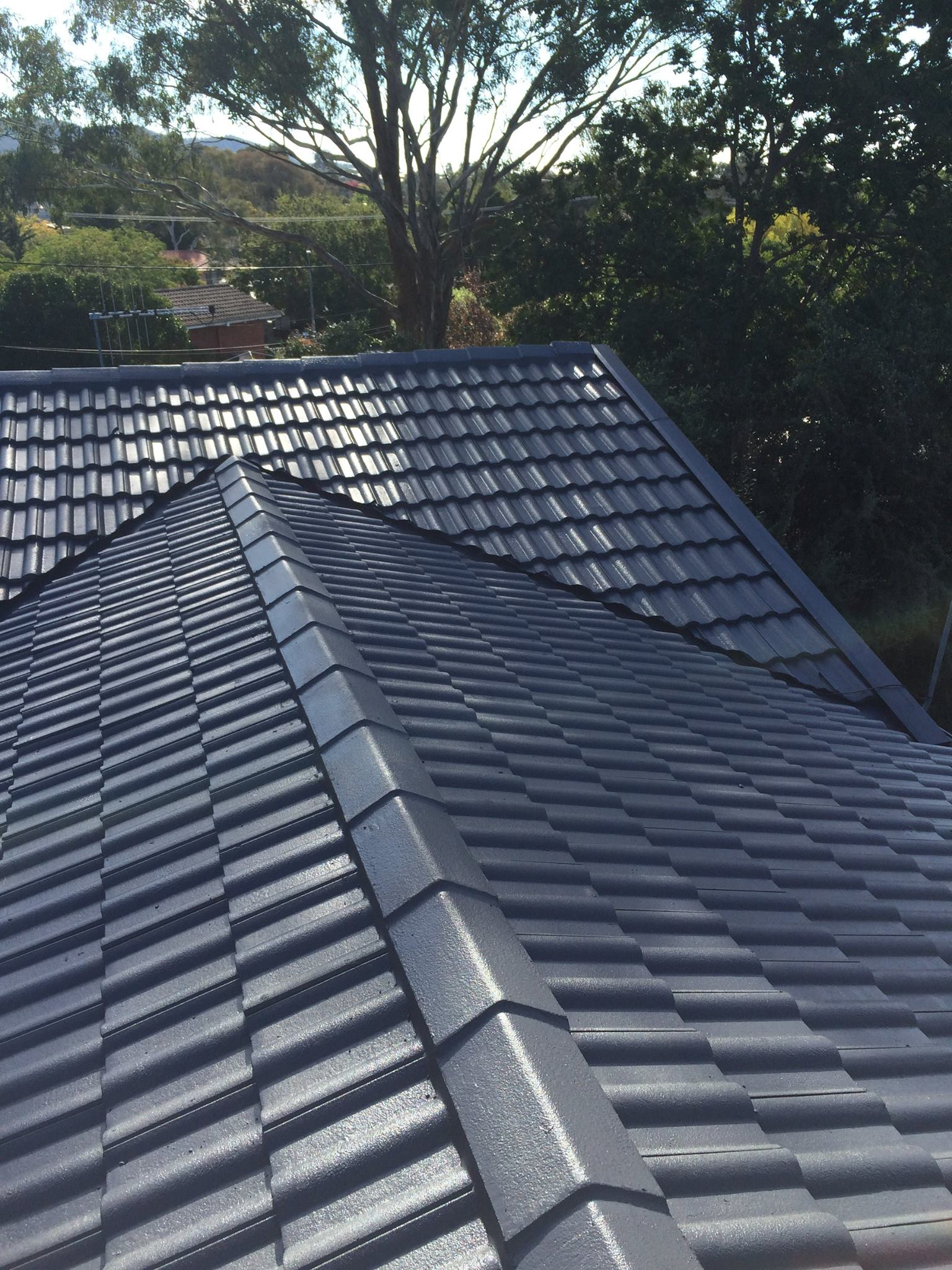 Full Make over, Fascia, Gutters, downpipes, ridge capping & roof restoration